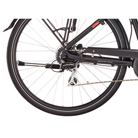 Ortler Bergen 400 E-Trekking Bike Wave black